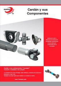 Catálogo de componentes de Cardán Transejes®