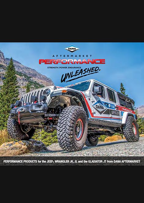 Catálogo Jeep Performance